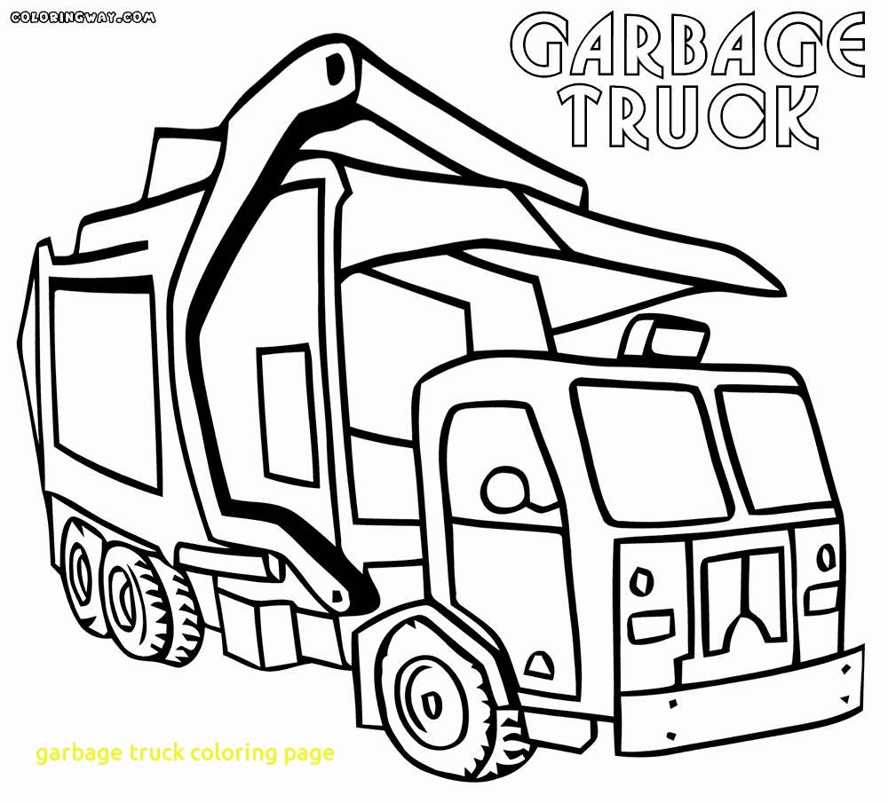 1000x905 Luxury Images Of Trucks Coloring Pages