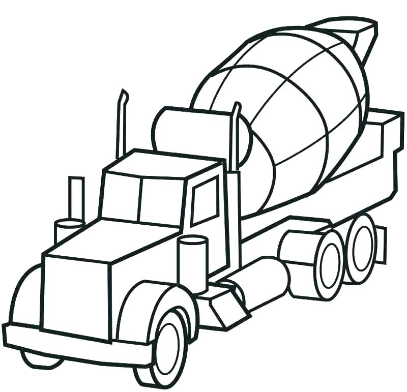 800x771 Monster Truck Coloring Page Coloring Monster Printable Monster