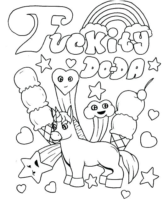 Swear Word Adult Coloring Pages at GetDrawings | Free download