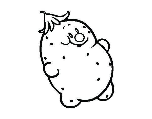 600x470 Potato Coloring Pages Potato Head Coloring Pages Potato Head
