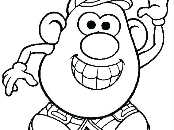 Sweet Potato Coloring Page At Getdrawings Com Free For Personal