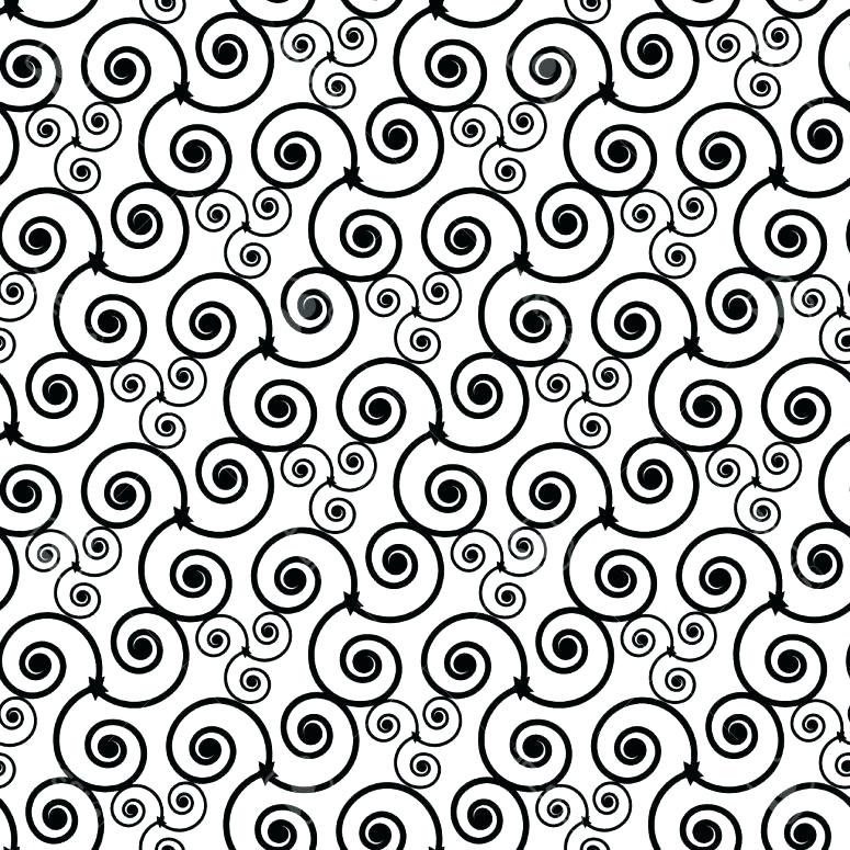 775x775 Swirl Coloring Pages Swirl Coloring Pages Vector Graphic Art
