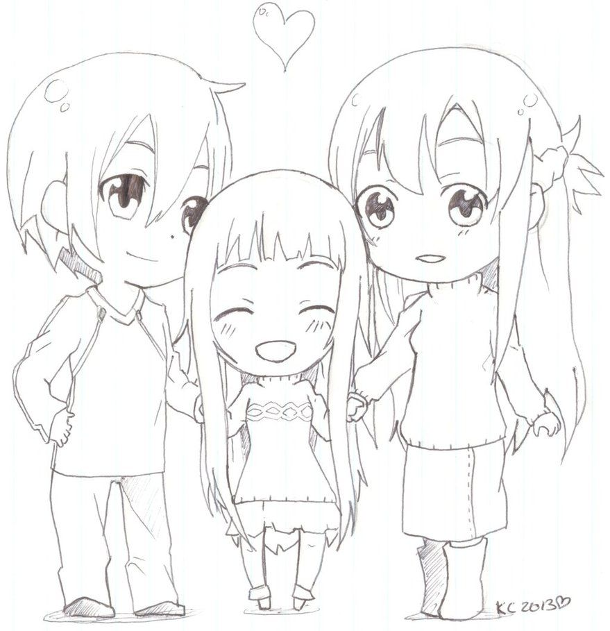 879x909 Sword Art Online Coloring Page Colouring In Pages