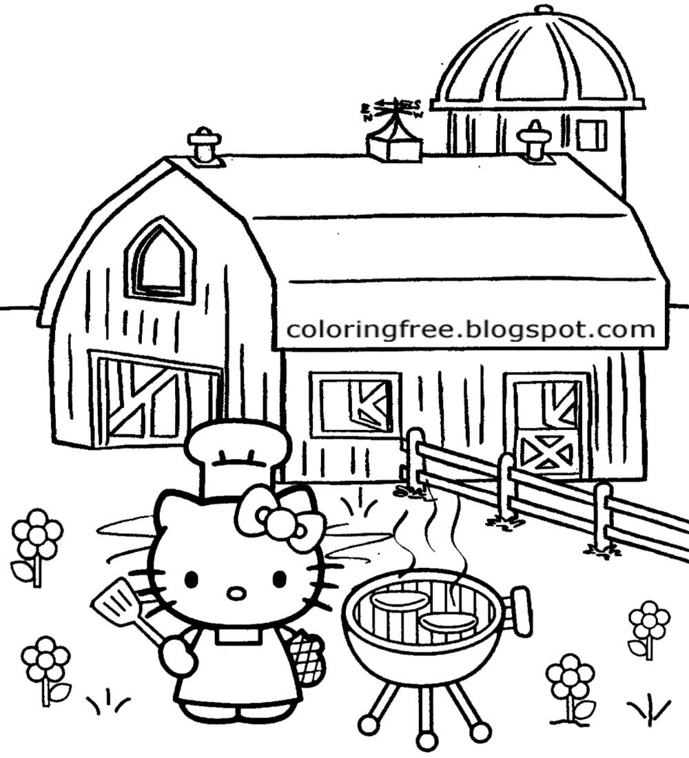 Sydney Opera House Coloring Page At Getdrawingscom Free