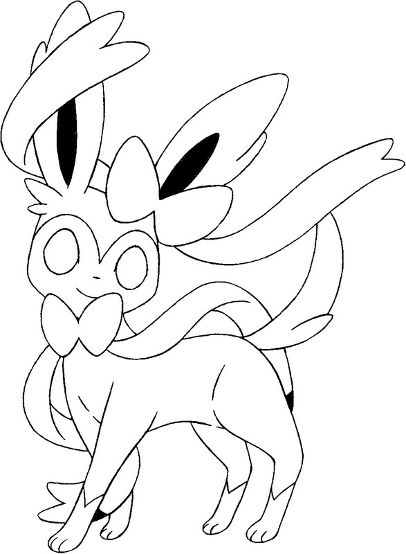 587x800 Coloring Pages Pokemon