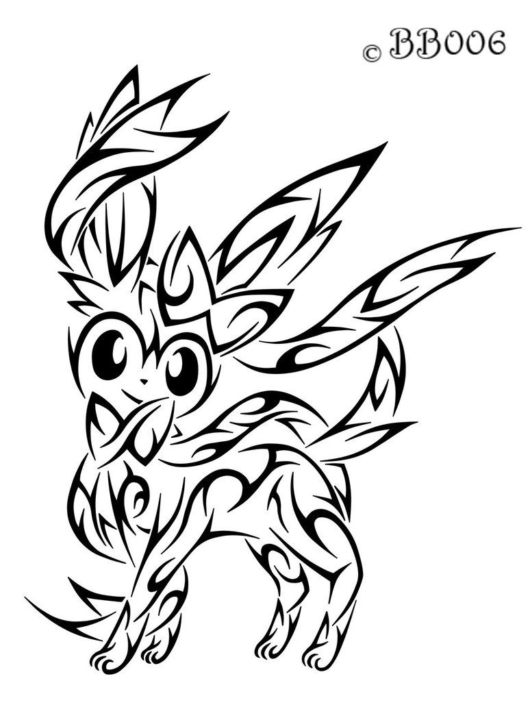 774x1032 Image Result For Pokemon Sylveon Coloring Pages Pokemon And Amy