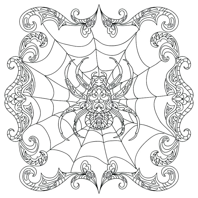 800x800 Exciting Symmetrical Coloring Pages Simple Coloring Pages For Kids