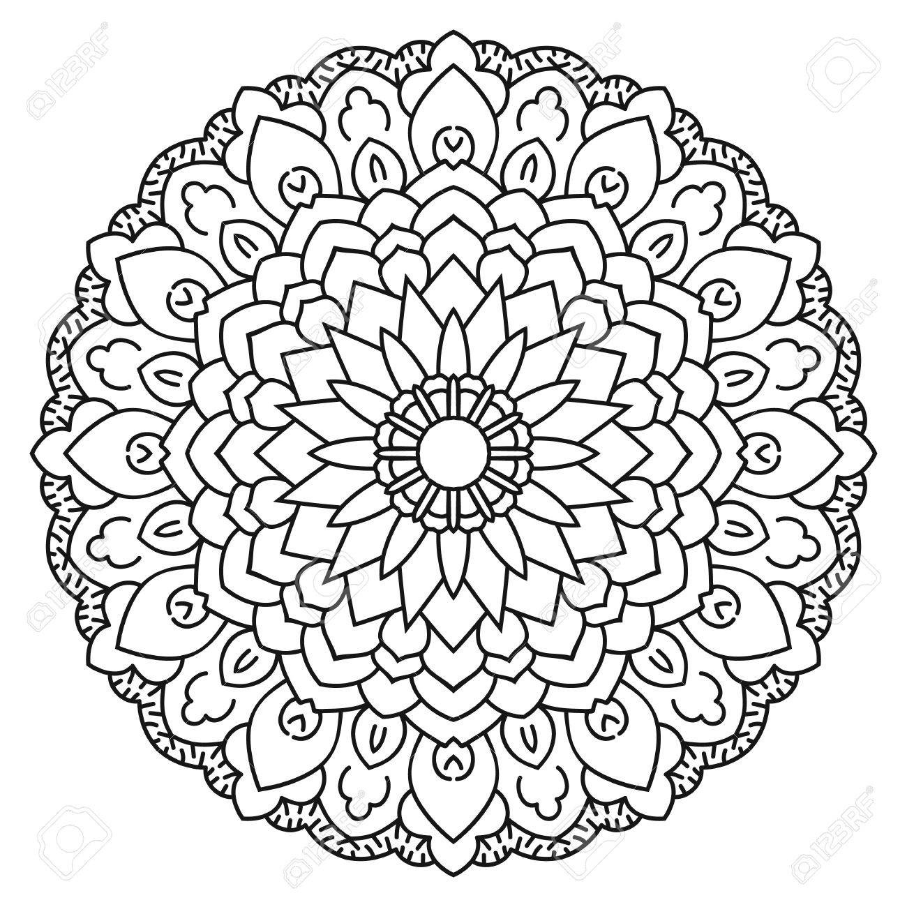 1300x1300 Coloring Pages Islamic Patterns Best Of Symmetrical Circular