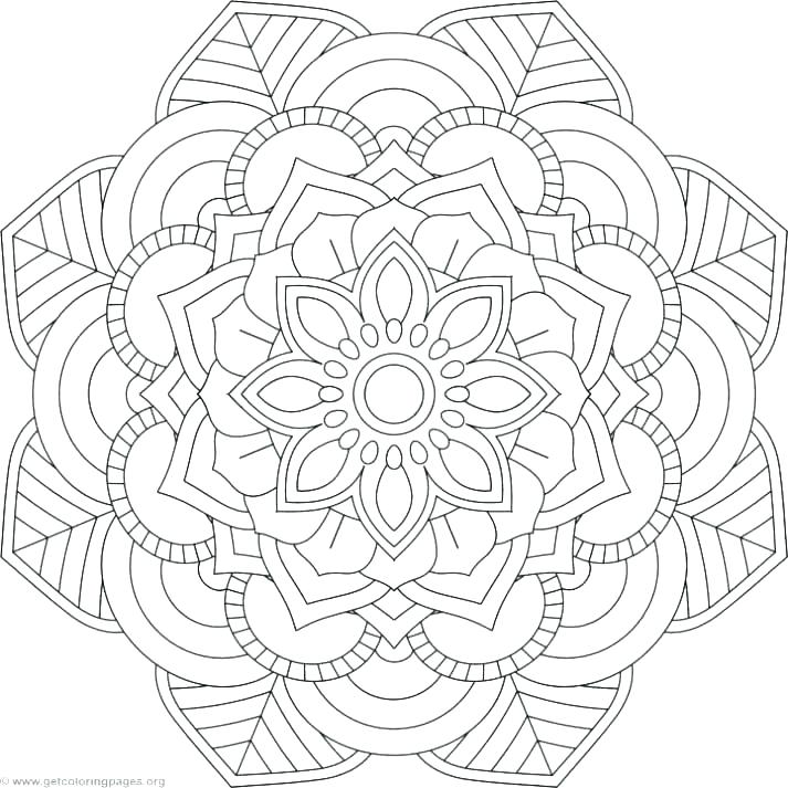 Symmetry Coloring Pages At Getdrawings Free Download
