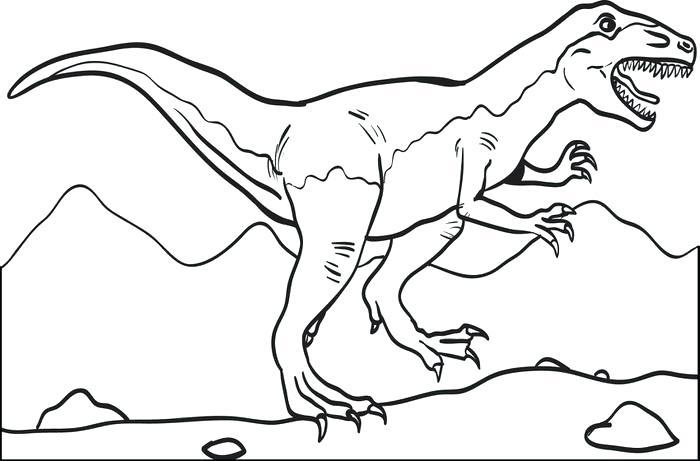 700x461 T Rex Color