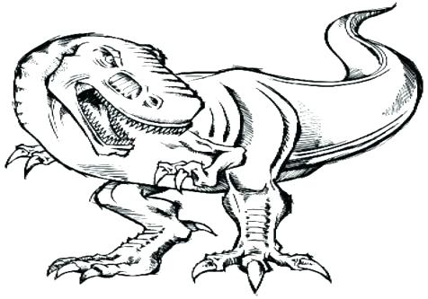 476x333 T Rex Skeleton Coloring Pages Kids Coloring T Coloring Park T