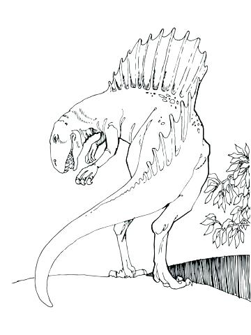 360x480 Trex Coloring Pages Coloring Pages T Coloring Page T Skeleton