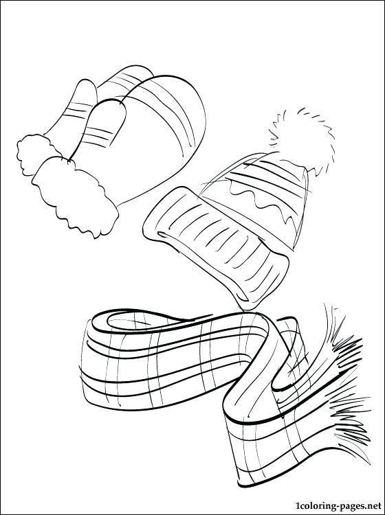 560x750 Clothes Coloring Pages Winter Clothing Coloring Page Tee Shirts