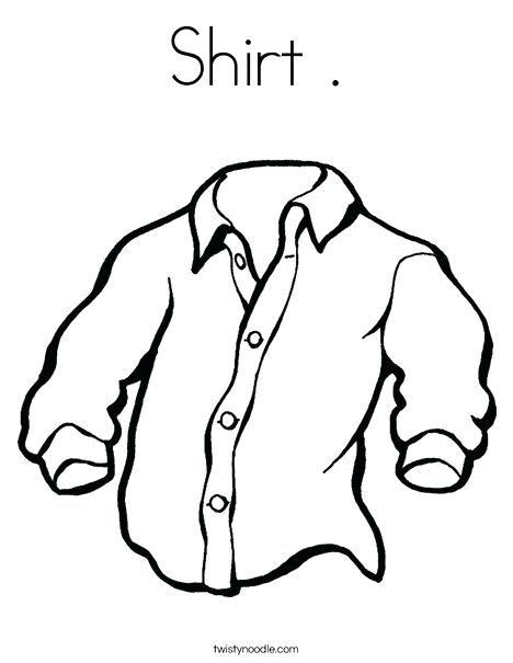 468x605 Tshirt Coloring Page Full Size Of Coloring Coloring Page T Shirt
