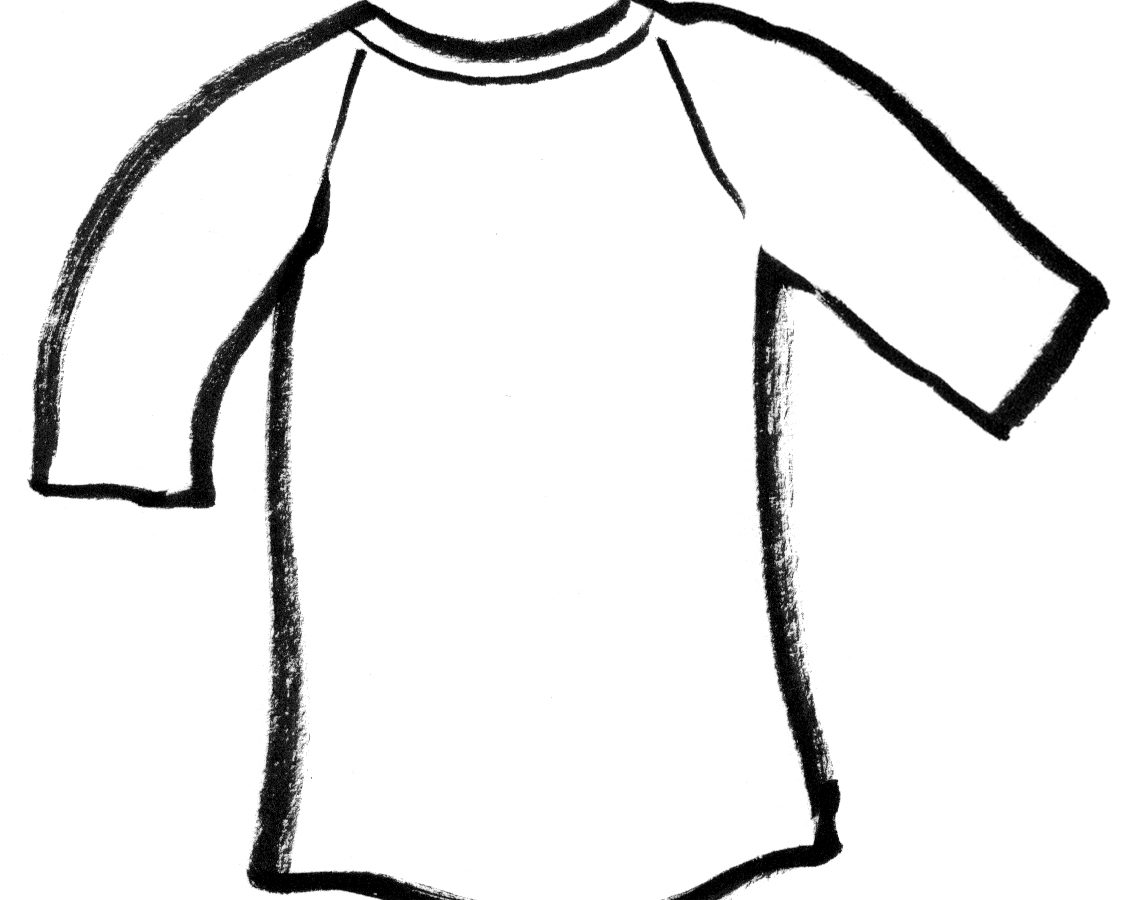 1140x900 Coloring Page Tshirt T Shirt Pattern White Template Puppy