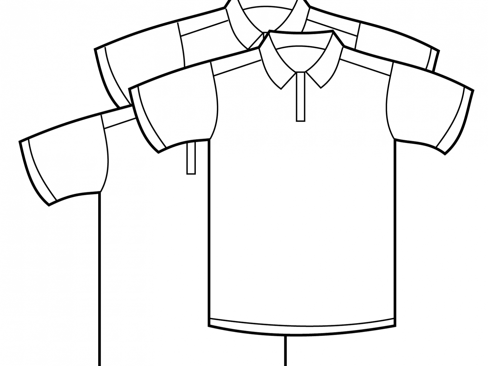 1600x1200 Coloring Page Tshirt T Shirt Pattern White Template Puppy