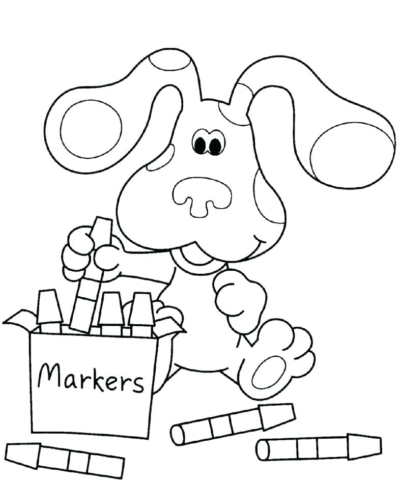 Table Setting Coloring Page