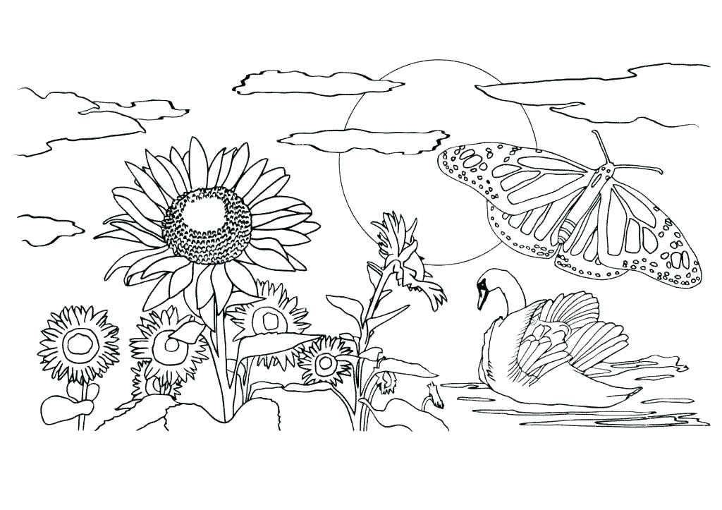 1024x723 Placemat Colouring Page Kids Coloring Table Setting Table Setting