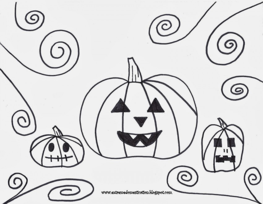 850x660 Setting The Table Coloring Pages