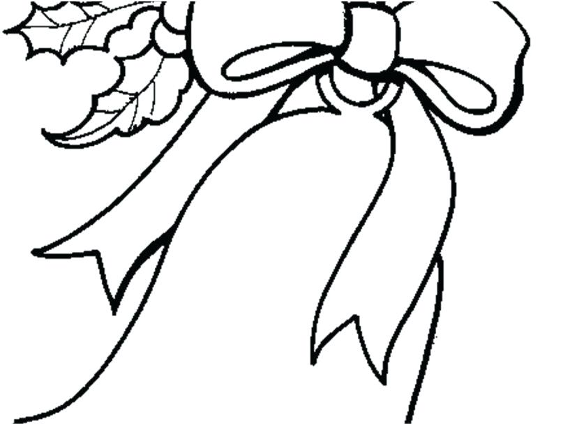 827x609 Bells Coloring Pages Bells Coloring Pages Collection Jingle Bell