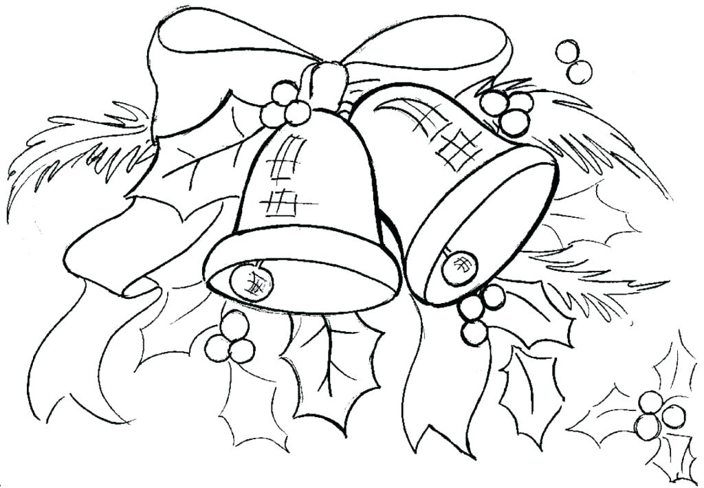 1024x710 Taco Bell Coloring Page Jingle Bells Pages Rock Kids Printable