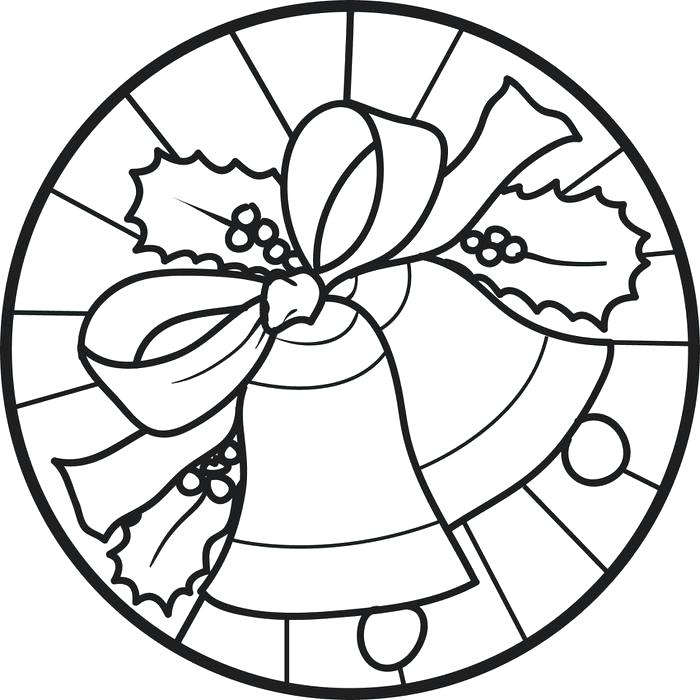 700x700 Bell Coloring Pages Free Printable Bells Coloring Page For Kids