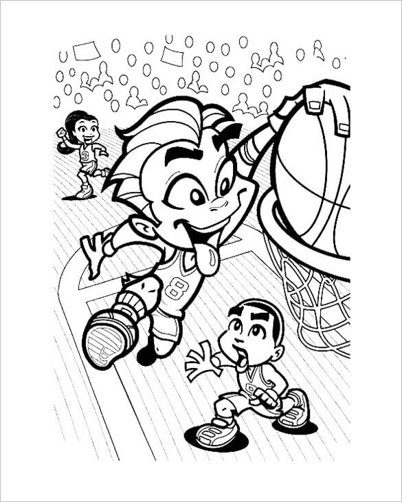 Talent Show Coloring Pages