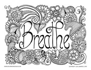 300x232 Free Coloring Pages For Pain Management