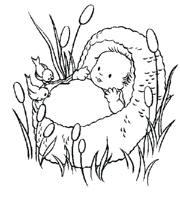 600x659 Coloring Pages Babies Baby Coloring Pages Free Babies Talking