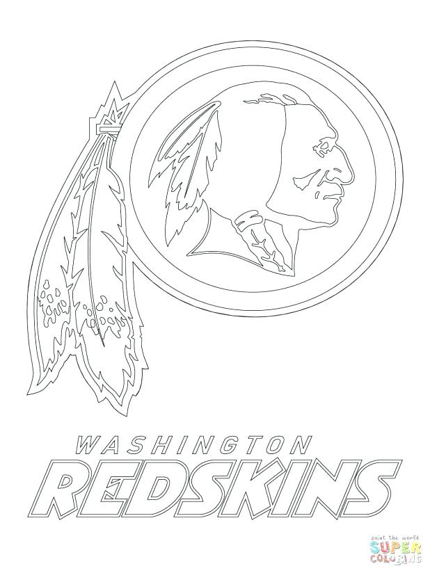 618x824 Tampa Bay Buccaneers Coloring Pages Redskins Logo Coloring Page