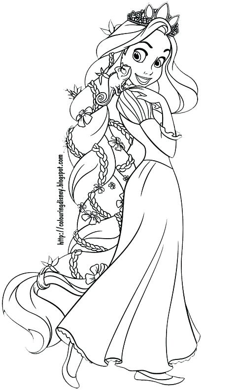 481x791 Rapunzel Coloring Pages Coloring Pages Tangled Coloring Pages