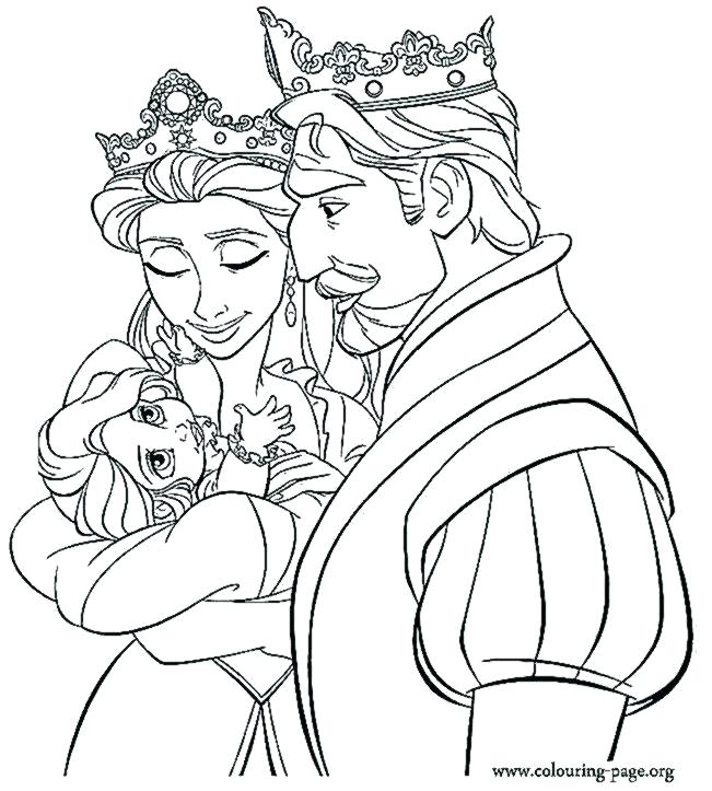 651x723 Tangled Coloring Pages Luxury Free Tangled Coloring Pages