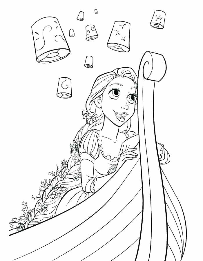 700x900 Tangled Color Pages Free Printable Coloring Pages Tangled Pics