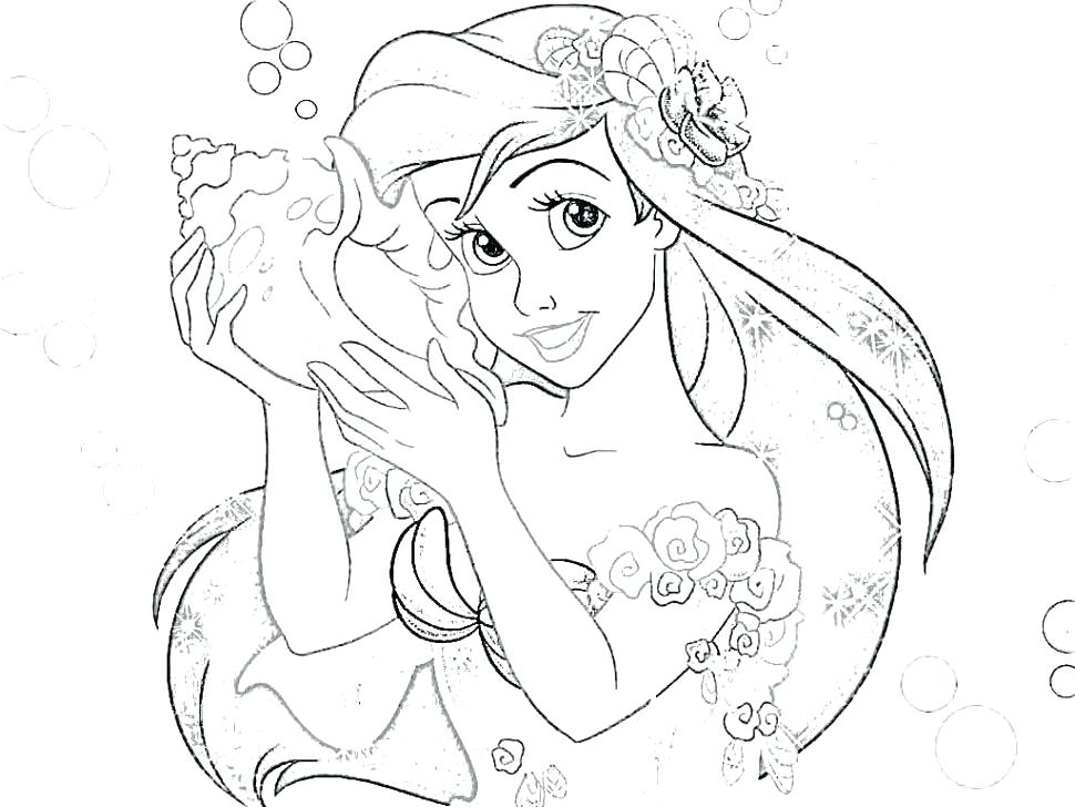 Tangled Coloring Pages Online Free at GetDrawings.com | Free ...