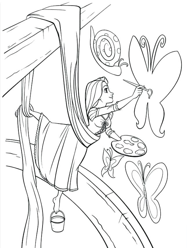 645x856 Coloring Gams Tangled Coloring Pages Coloring Games Online