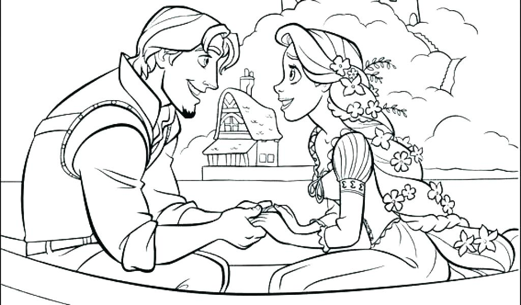 1024x600 Tangled Coloring Pages Coloring Pages Tangled Color Pages Tangled