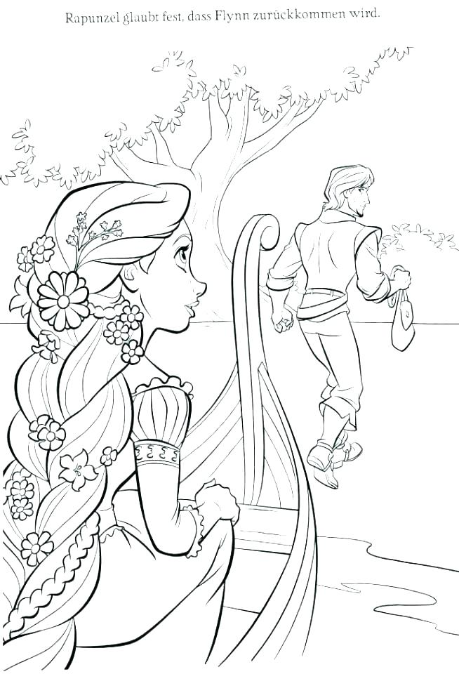 654x960 Free Tangled Coloring Pages Free Tangled Coloring Pages Tangled