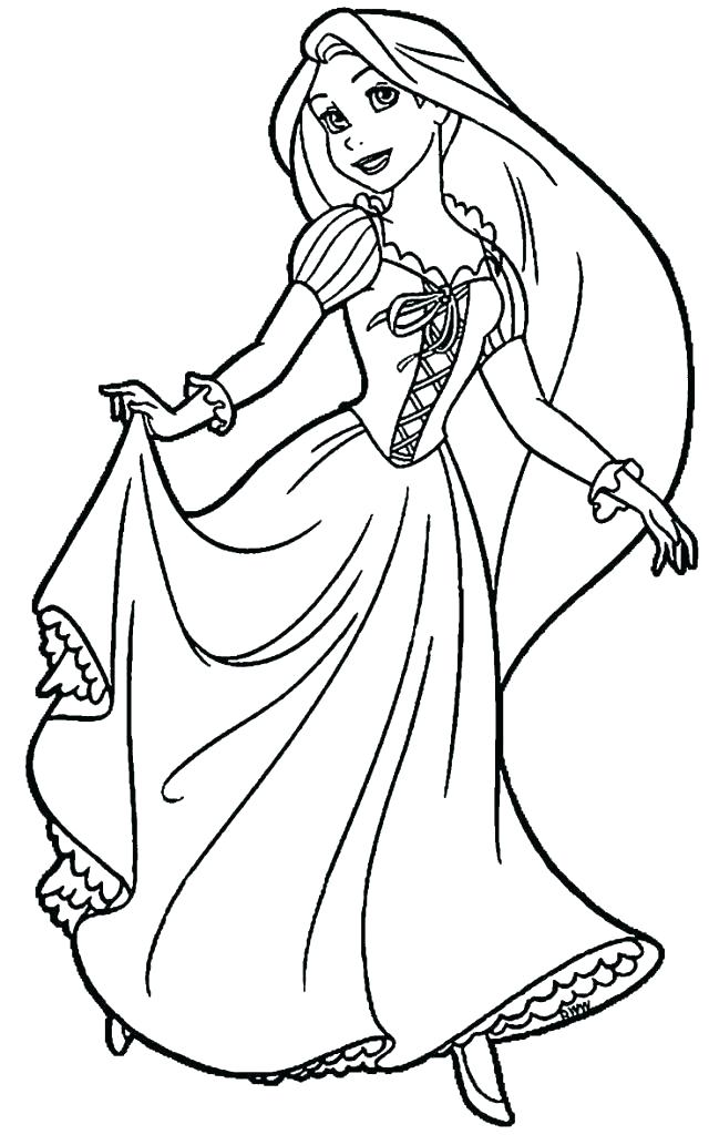 640x1024 Rapunzel Coloring Page Tangled Coloring Page Tangled Coloring