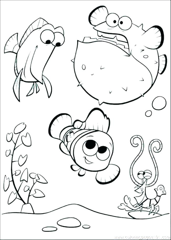 650x912 Aquarium Coloring Page Free Printable Army Tank Coloring Pages