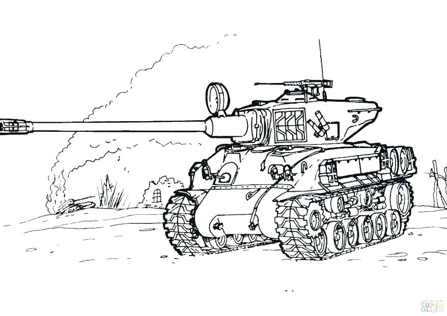 878x621 Tank Coloring Pages The Tank Engine Coloring Pages Pics Of Army