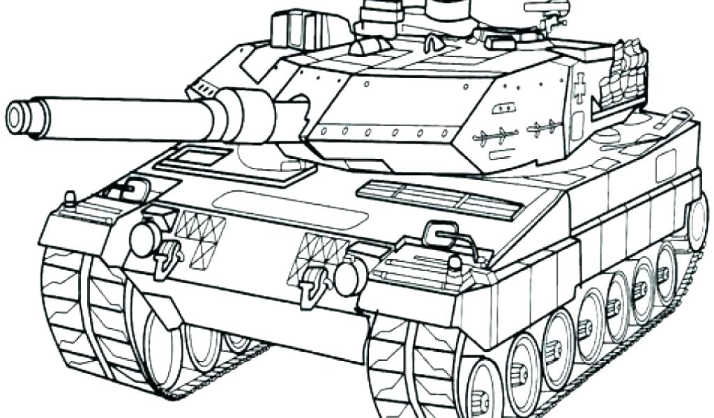 1024x600 Army Tank Coloring Pages With Army Tank Coloring Pages Free Page