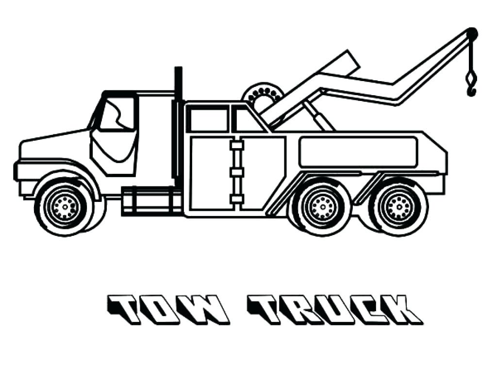 1024x791 Coloring Page Coloring Pages Trucks Tanker Truck Free Of Old