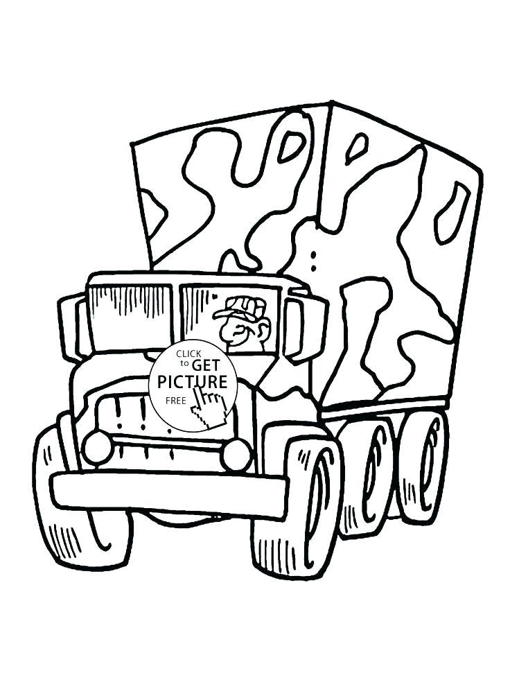 736x994 Big Rig Coloring Page Big Rig Truck Coloring Pages Free Big Rig