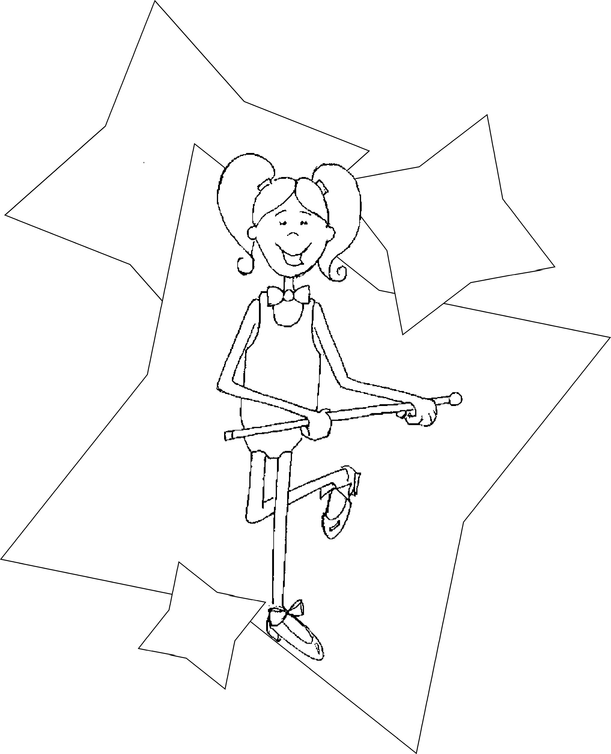 2034x2509 Tap Dancer Coloring Pages C Realy Books For Dance Ballet