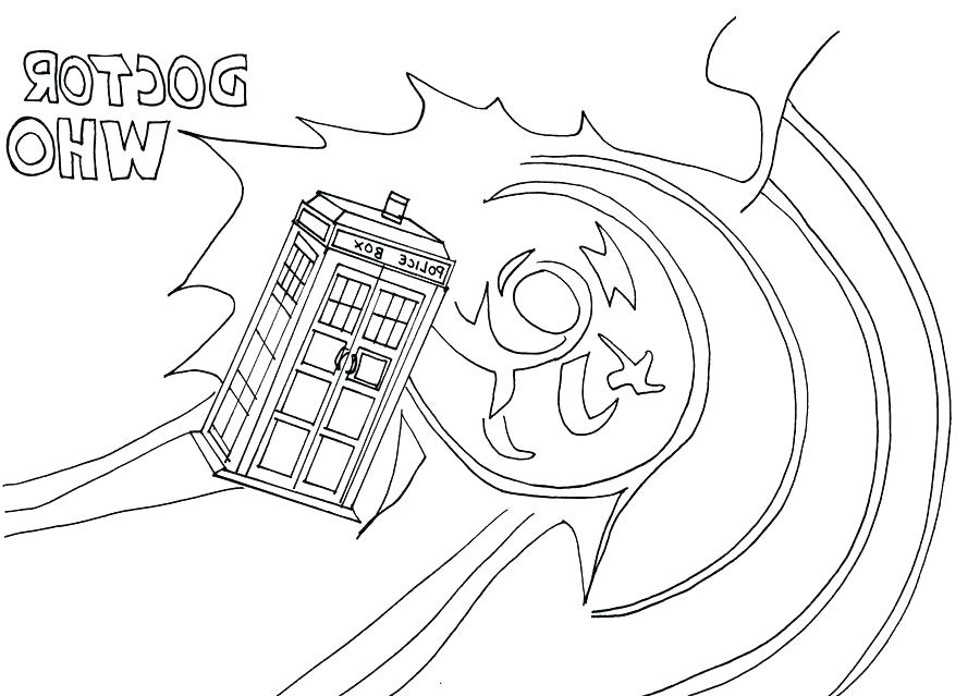 900x639 Who Coloring Pages Doctor Page Central Who Coloring Pages Doctor