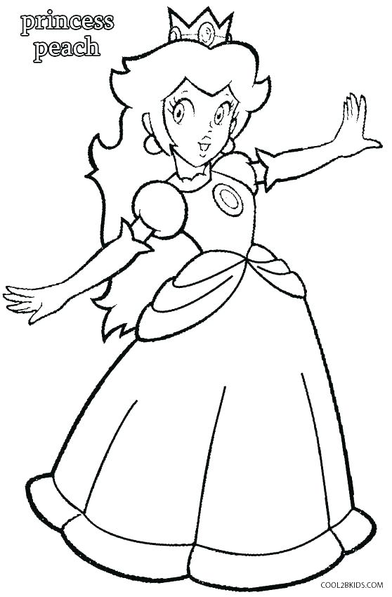 558x850 Giant Coloring Page Giant Coloring Page Epic Peach Coloring Pages
