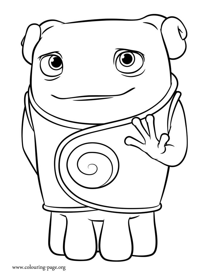 700x922 Home Movie Coloring Sheets