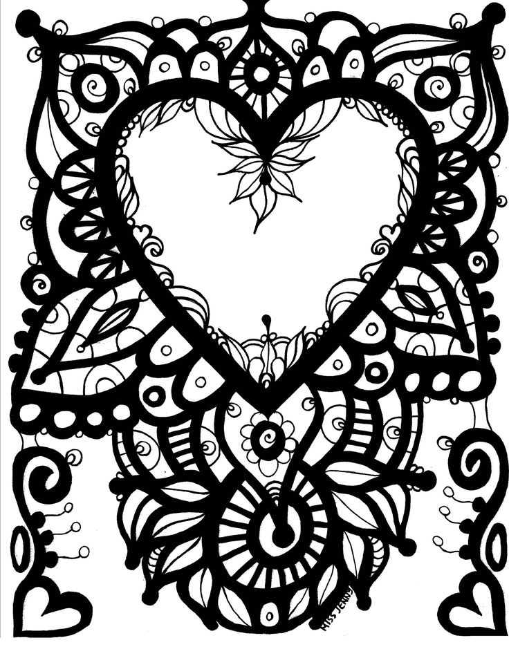 Tattoo Art Coloring Pages