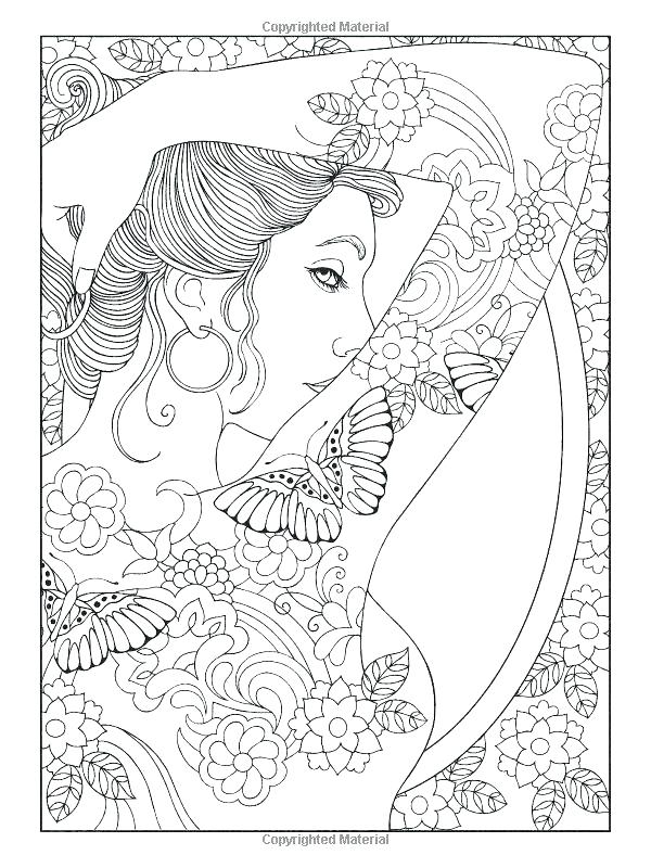 600x800 Tattoo Design Coloring Pages Artistic Coloring Books Plus Vibrant