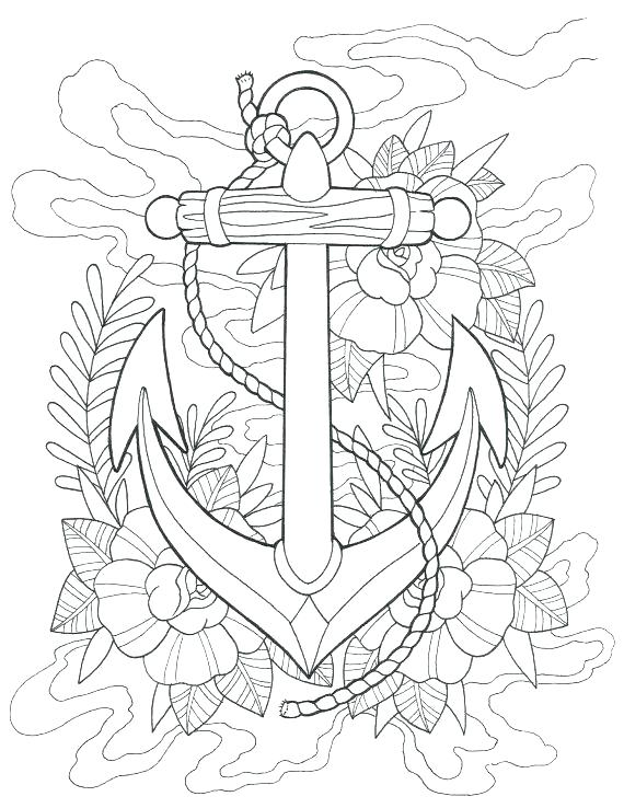 570x738 Tattoo Designs Adult Colouring Book Colour Me Awesome Within